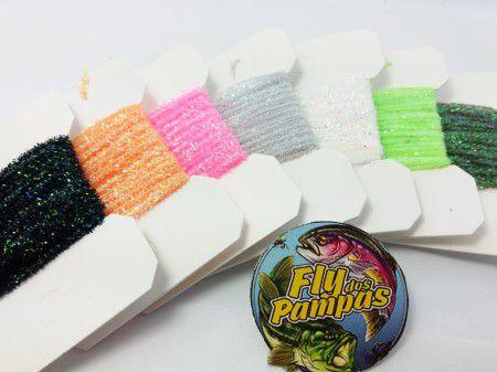 PEARL CHENILLE WAPSI Micro (Cactus)