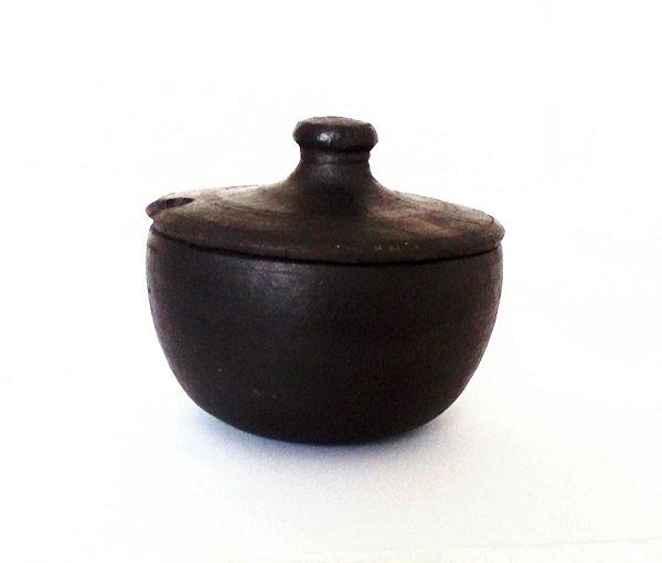 Pimenteira Cerâmica c/ Abertura Lateral