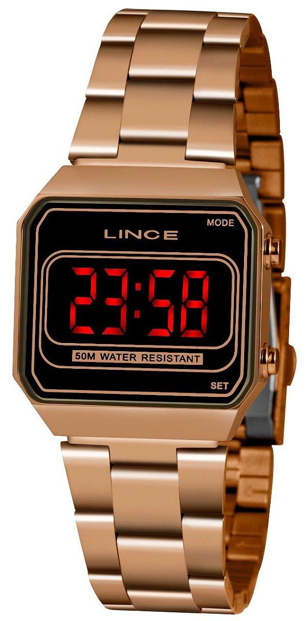 Relógio Lince MDR4645L Feminino