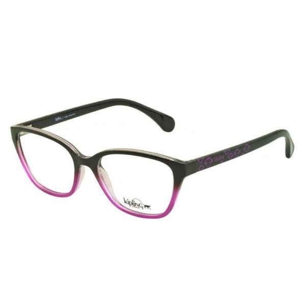 Armação Kipling Eyewear Feminino - KP3099 F283 52