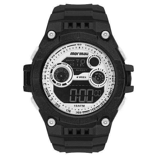 Kit Relógio Mormaii Acqua Pro Masculino - MO9000D/K8B