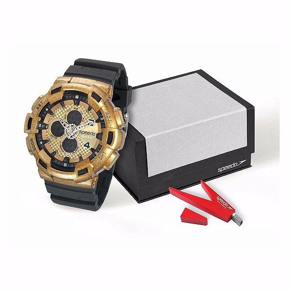 Kit Relógio Speedo 65075G0EVNP6K1 Masculino