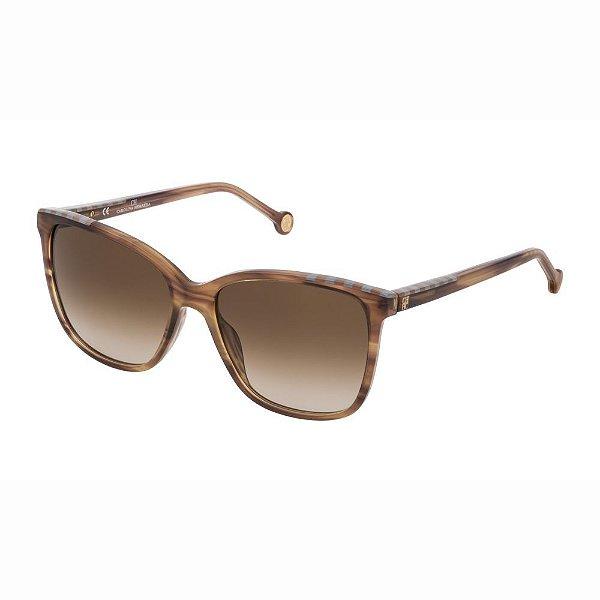 Óculos de Sol Carolina Herrera Feminino - SHE795V5706YZ