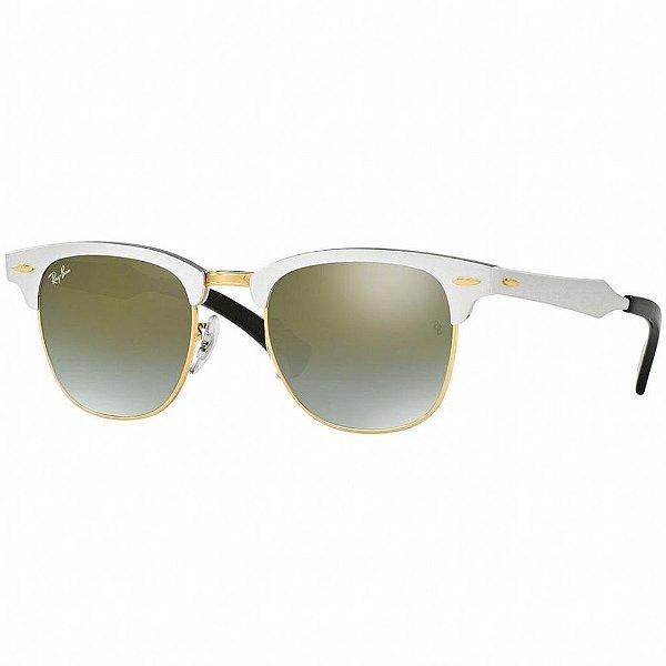 Óculos de Sol Ray-Ban Clubmaster Unissex - RB3507 137/9j