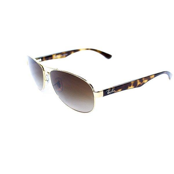 Óculos de Sol Ray-Ban Feminino - RB3525L 001/13 59