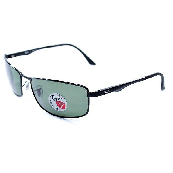 Óculos de Sol Ray-Ban Masculino - RB3498 002/9A 64