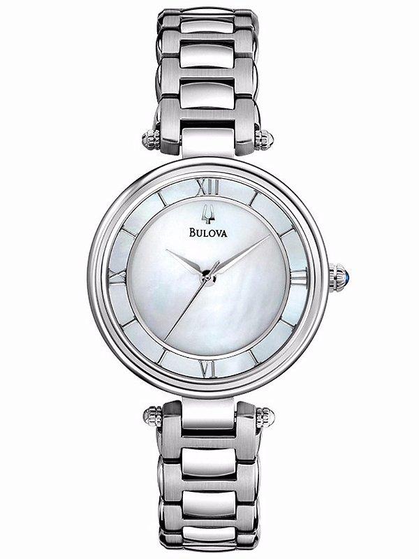 Relógio Bulova Social WB27725Q Feminino