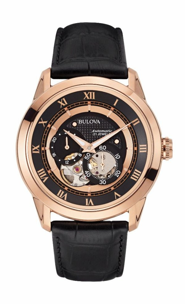 Relógio Bulova Social WB21874P Masculino