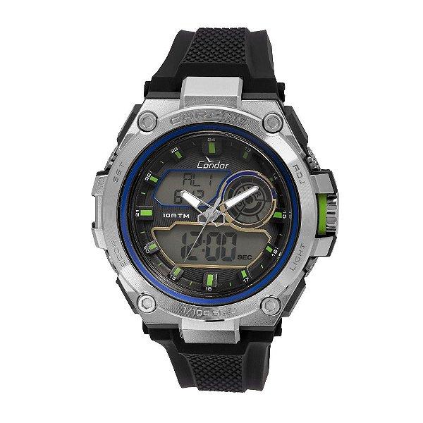 Relógio Condor Esportivo Anadigi CO1161B/8P Masculino