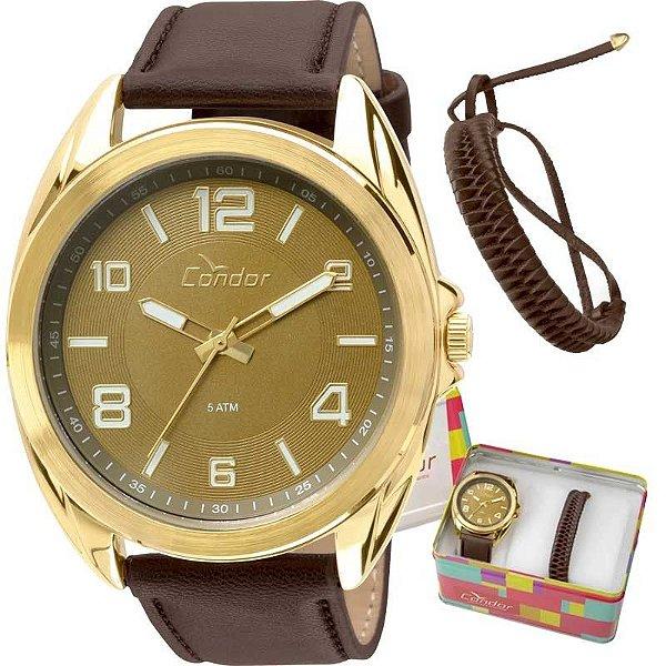 Relógio Condor CO2035KLU/K4X Unissex