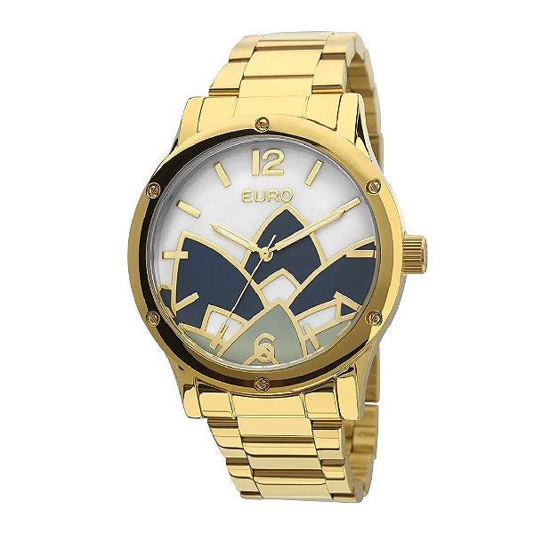 Relógio Euro Madrepérola EU2035YCX/4D Feminino