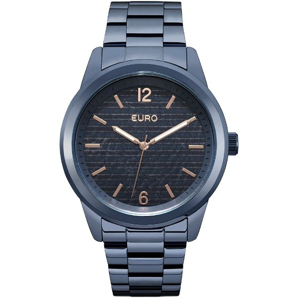 Relógio Euro Metal Trendy Fit Feminino - EU2033AQ/4A