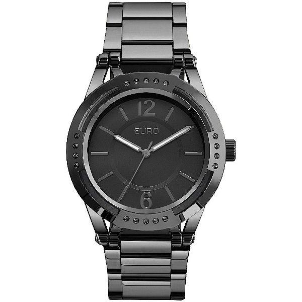 Relógio Euro Premium Metal Glam Feminino - EU2035YMS/4C