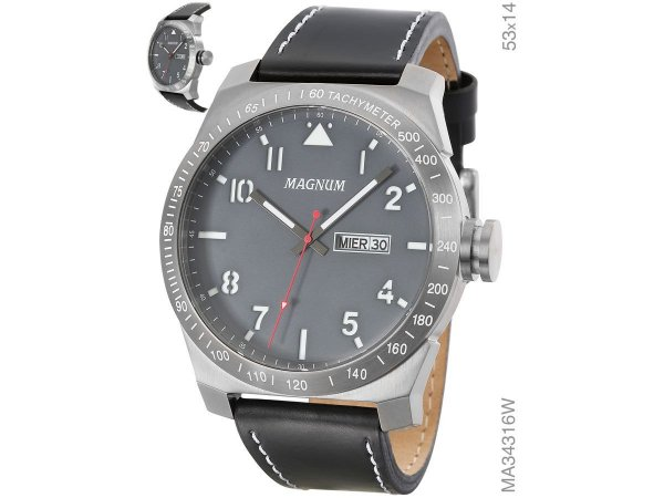 Relógio Magnum Masculino - MA34316W