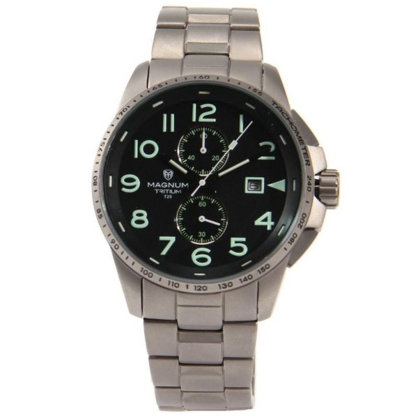 Relógio Magnum Tritium T25 Masculino - MA30099T