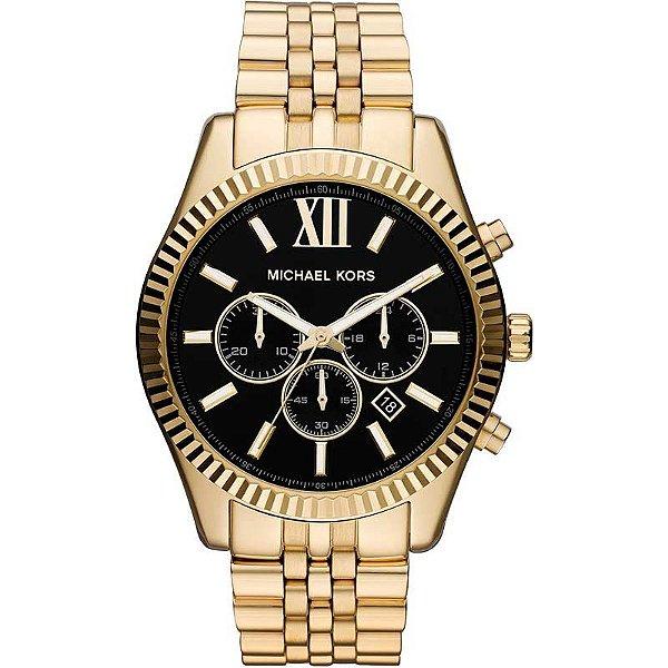 Relógio Michael Kors Feminino - MK8286/4PN