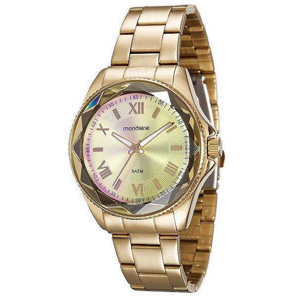 Relógio Mondaine Social 94869LPMVDE1 Feminino