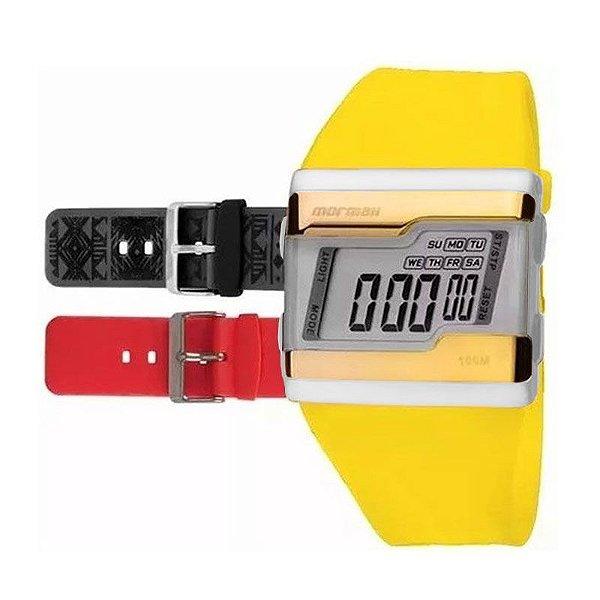 Relógio Mormaii Acquarela Feminino Dourado