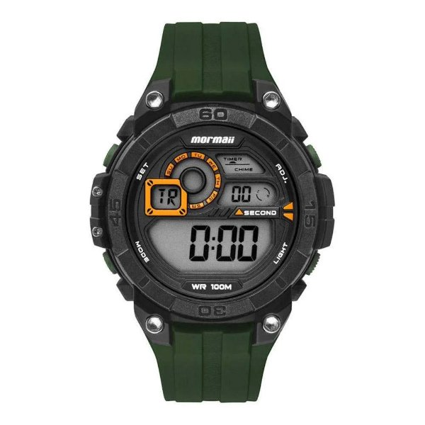 Relógio Mormaii Wave Masculino - MO2019AB/8V