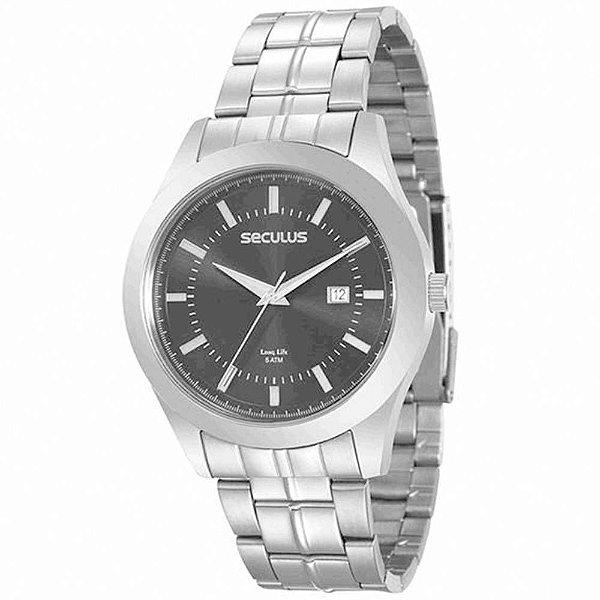 Relógio Seculus Long Life Masculino - 20407G0SVNA3