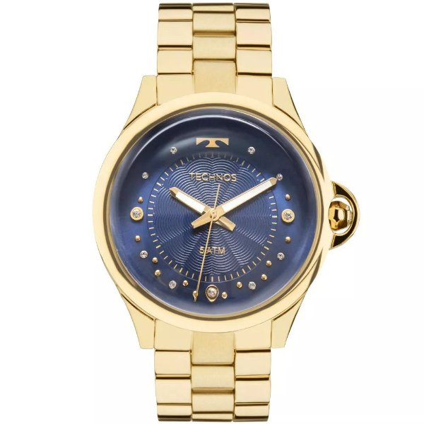 Relógio Technos Elegance Crystal 2039BM/4A Feminino