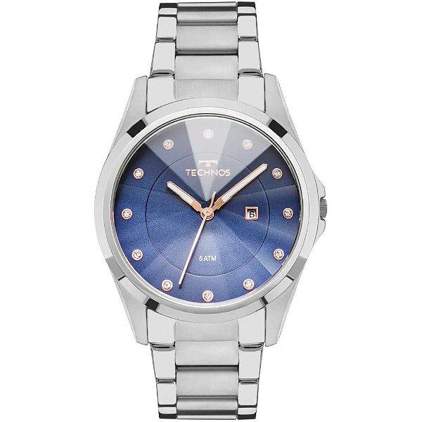 Relógio Technos Elegance Crystal GN10AT/1A Feminino