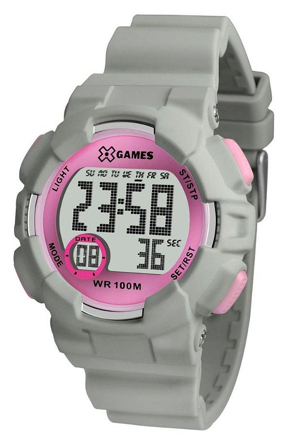 Relógio X-Games Digital  - XMPPD491 BXIX Feminino