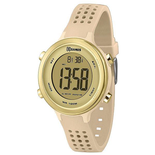 Relógio X-Games X-Tyle  XFPPD066 Feminino