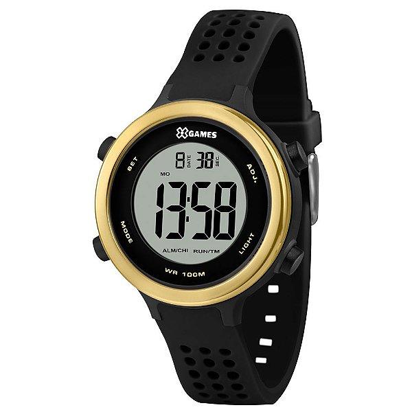 Relógio X-Games X-Tyle XFPPD062 Feminino