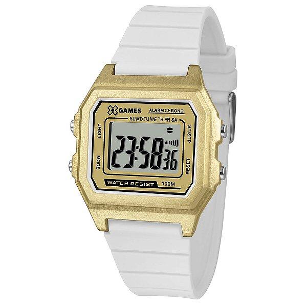 Relógio X-Games X-Tyle Feminino - XLPPD032