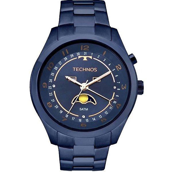 Relógio Feminino Technos Ladies Azul - 6P80AE/4A