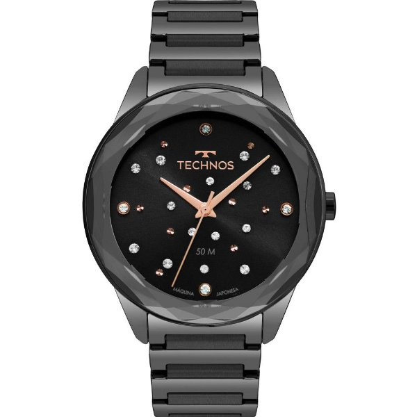 Relógio Technos Elegance 2036MKK/4P Feminino
