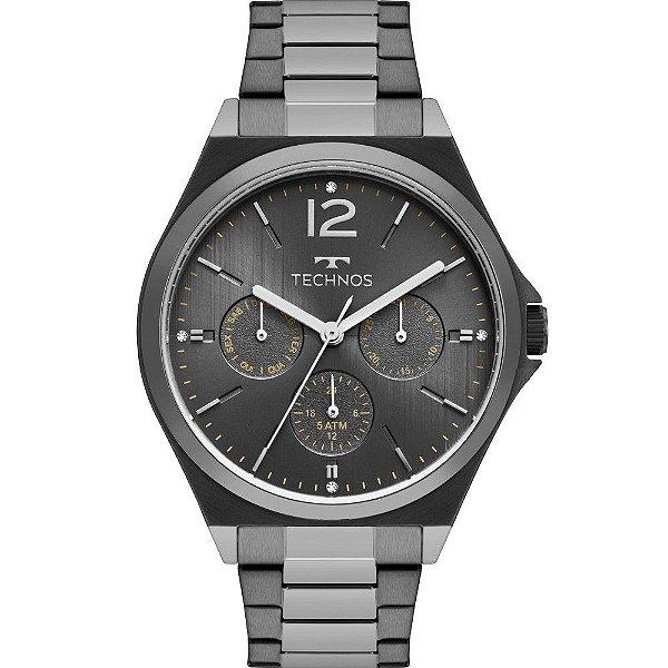 Relógio Technos Feminino Preto Fashion - 6P29AKD/4P
