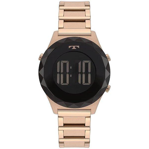 Relógio Technos Rose Elegance Crystal BJ3851AC/4P Feminino