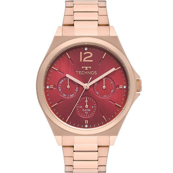 Relógio Technos Rose Fashion Trend 6P29AKB/4R Feminino