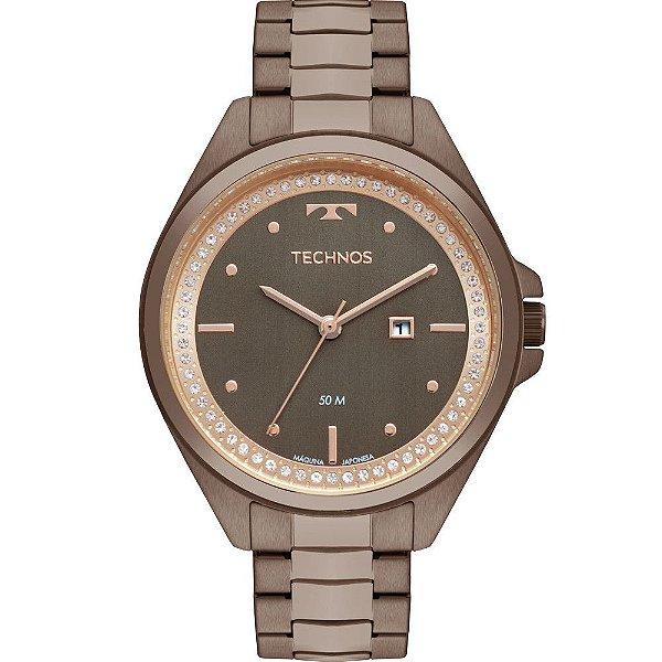 Relógio Technos Feminino Trend - 2015CBY/4M