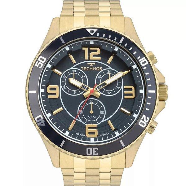 Relógio Technos Masculino Performace Racer -JS00AO/4A