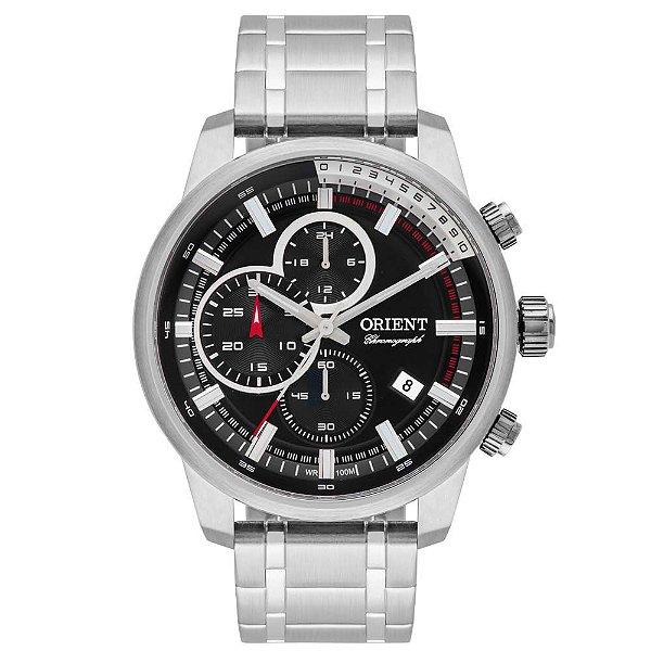 Relógio Orient Cronograph Masculino - MBSSC147 P1SX