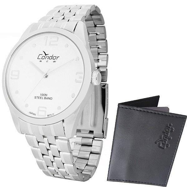 Relógio Condor KL20808/KB Masculino