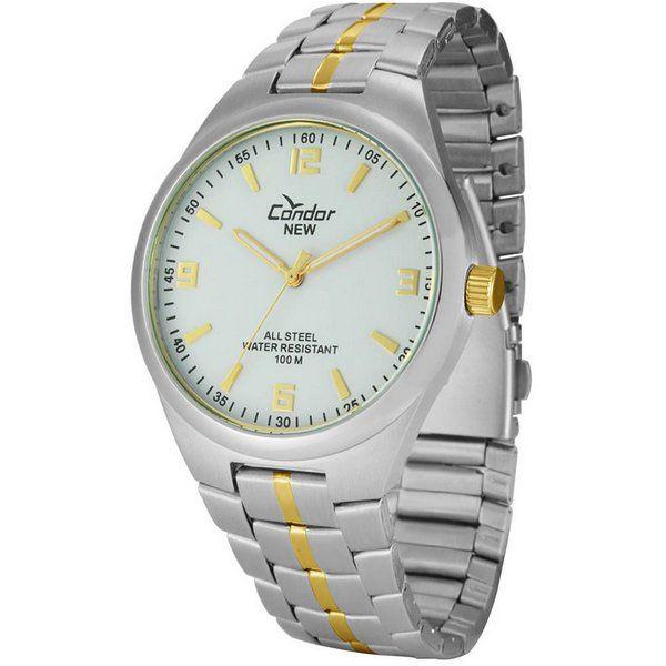 Relógio Condor Masculino - KT2037/KB