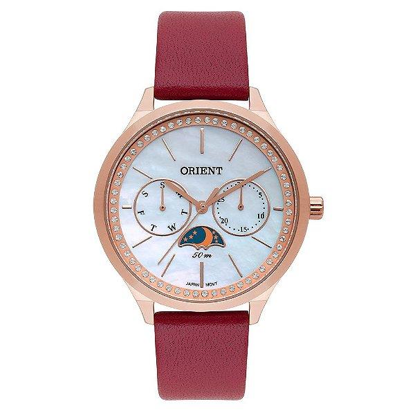 Relógio Orient Multifunção Feminino - FRSCM010 B1VX