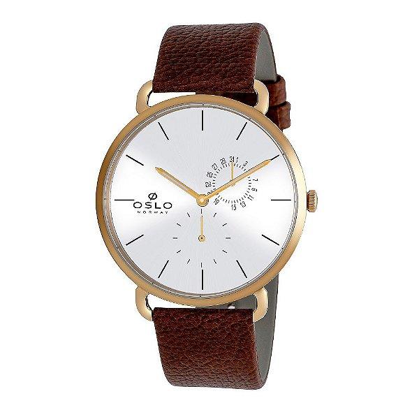 Relógio Oslo Masculino - OMGSCMVD0002