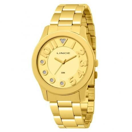Relógio Lince Feminino - LRGJ011L