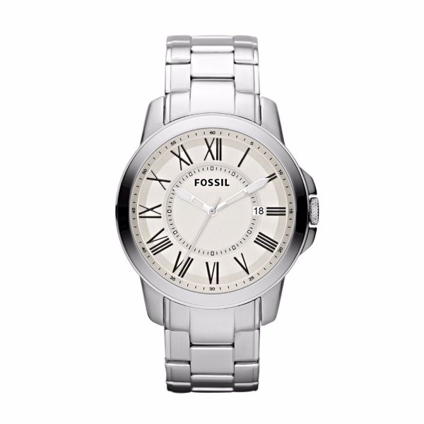 Relógio Fossil Masculino Social - FFS4734/Z
