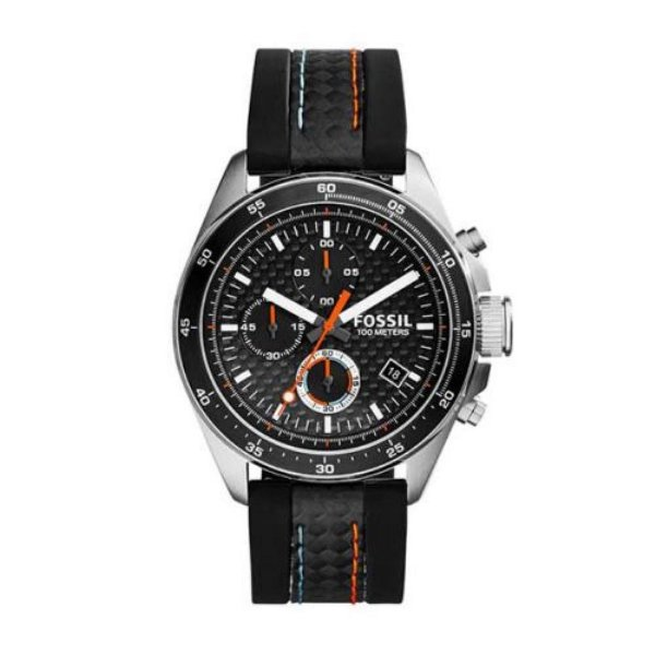 Relógio Fossil Decker Chronograph Masculino - CH2956/8PN