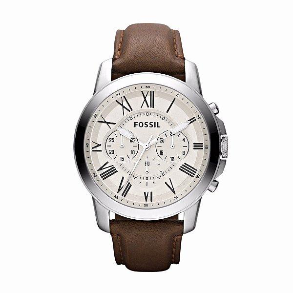 Relógio Fossil Masculino Social - FFS4735/Z