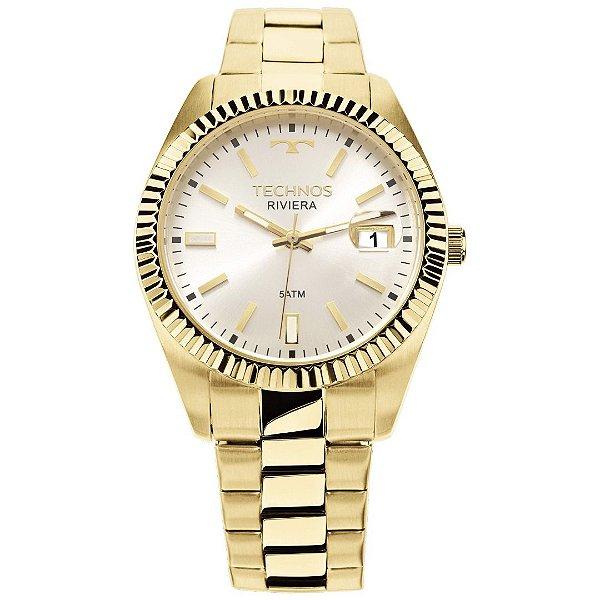 Relógio Technos Feminino Riviera - 2115KTR/4K