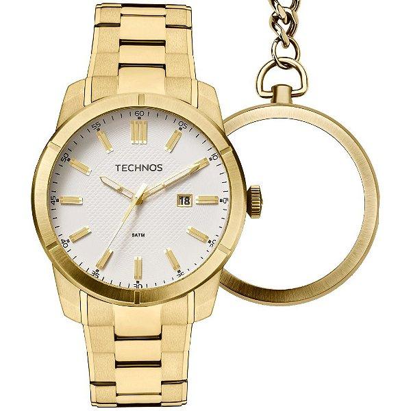 Relógio Technos Masculino Grandtech - 8205NY/4P