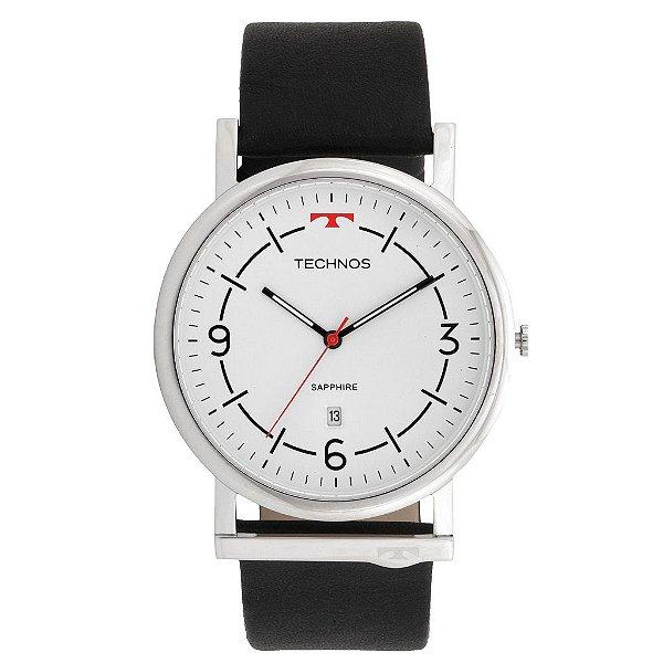 Relógio Technos Slim Masculino  - 9U13AC/1B