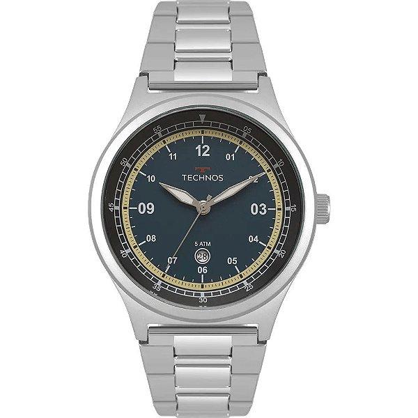 Relógio Technos Militar Masculino - 2115MQX/1A